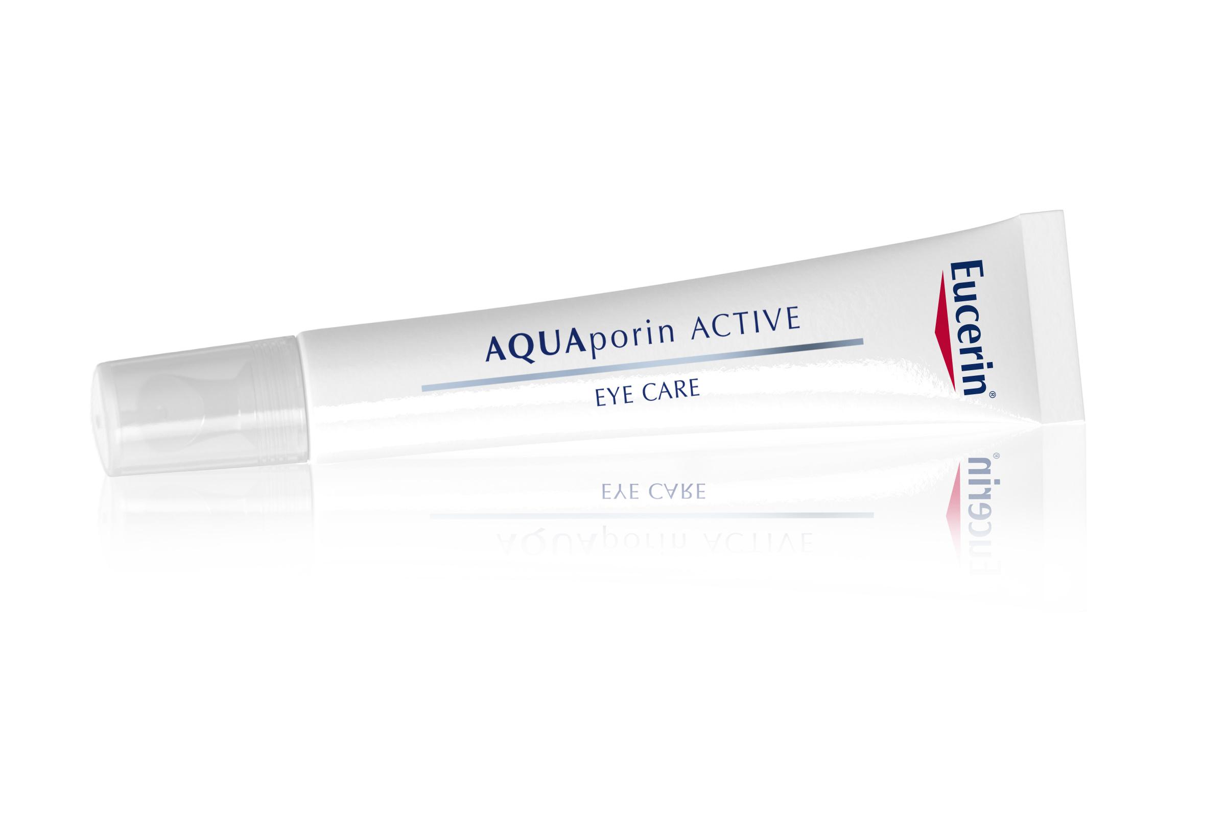 AQUAporin ACTIVE Crema pentru conturul ochilor cu aplicator din metal